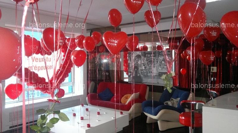 Özel Gün ve Davetler İçin Balon Süsleme